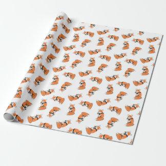 Wood Badge Fox Paper