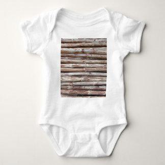 Wood Beams Background Tee Shirts