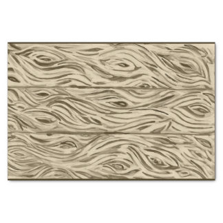 wood board French Oak inspired planks tissue paper