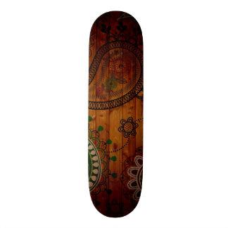 Wood Board with creative design Custom Skate Board