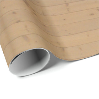 Wood Boards Flooring Texture Wrapping Paper