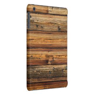 Wood Cabin iPad Mini Case