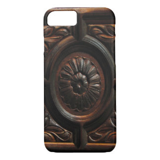 Wood Carving Abstract iPhone 7 Case