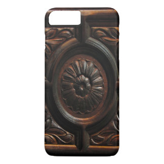 Wood Carving Abstract iPhone 7 Plus Case