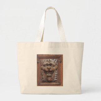WOOD CARVING - Gothic and Medieval architecture Canvas Bag