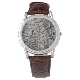 Wood Carvings Watch