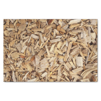 Wood Chips Tissue Paper