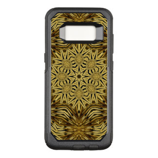Wood Craft Mandala OtterBox Commuter Samsung Galaxy S8 Case