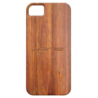 Wood Customized iPhone5 covers iPhone 5 Cases