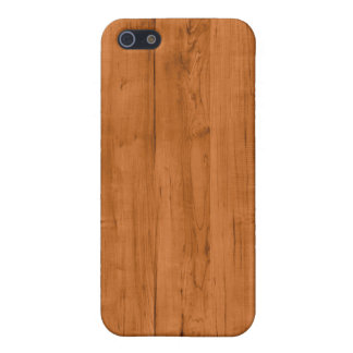 Wood Design 02 iPhone 5 Cover