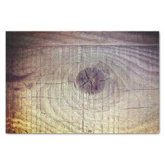 Wood design scrapbook tissue paper