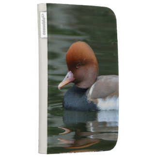 Wood duck case for kindle