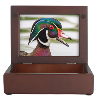 Wood Duck Memory Boxes