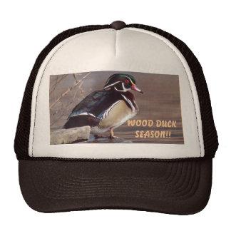 WOOD DUCK SEASON Hat