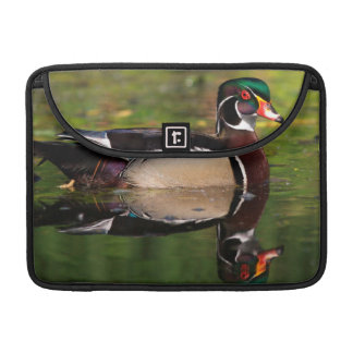 Wood Duck Sleeve For MacBooks
