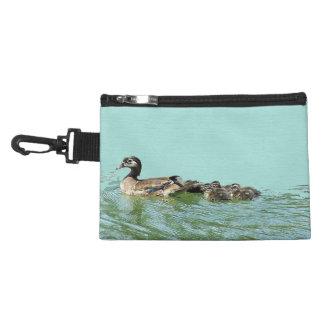 Wood Ducklings Ducks Birds Wildlife Animals Bag Accessory Bag