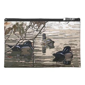 Wood Ducks Birds Art Wildlife Animals Bag Travel Accessories Bags