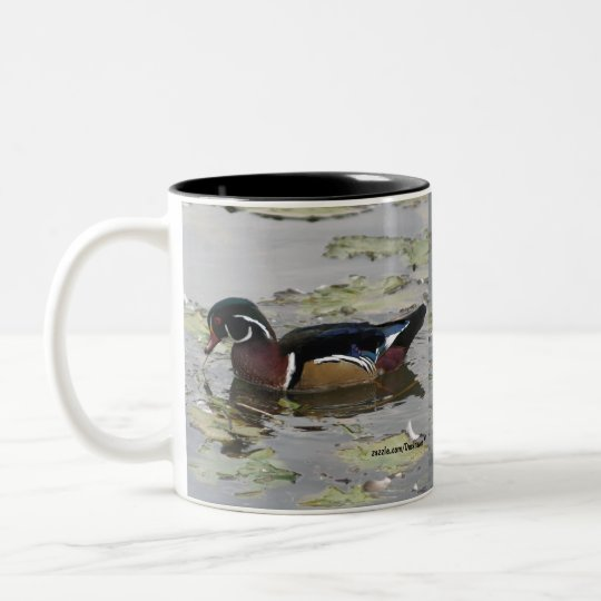 Wood Ducks Mug