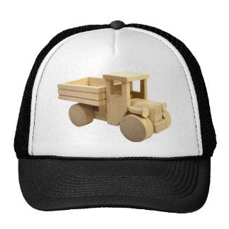 Wood dump hat