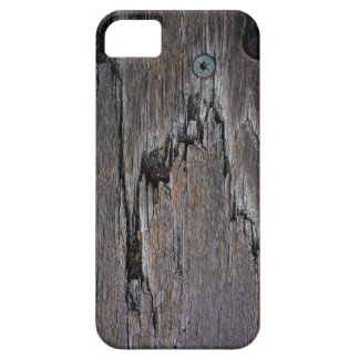 Wood effect iPhone 5 case