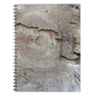 Wood effect Notebook