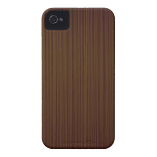 Wood - Executive Maple Blackberry Case