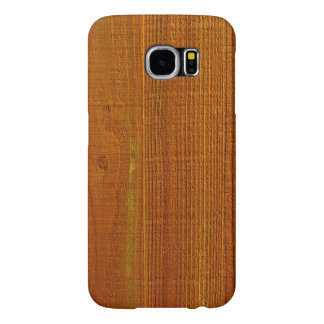 Wood Fence Panel Samsung Galaxy S6 Cases