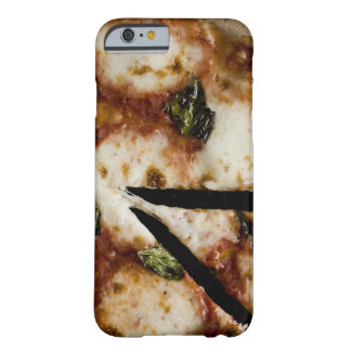 wood-fired cheese pizza barely there iPhone 6 case