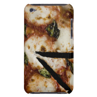 wood-fired cheese pizza barely there iPod cases