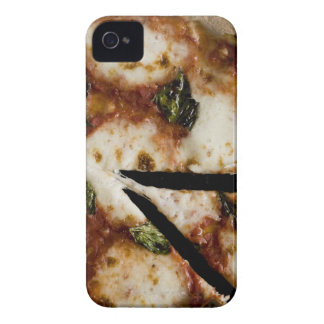 wood-fired cheese pizza iPhone 4 covers