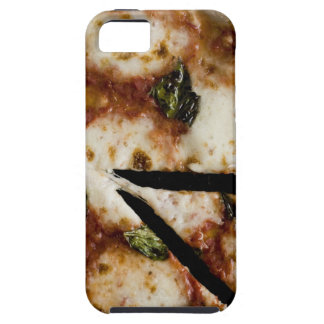 wood-fired cheese pizza iPhone 5 case