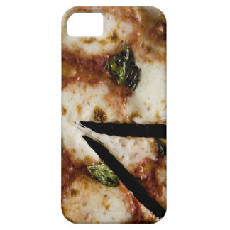 wood-fired cheese pizza iPhone 5 cover