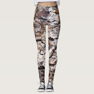 Wood Forest - power Yoga put-went Leggings