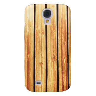 Wood Furniture Natural Brown Texture Style Fashion Galaxy S4 Case