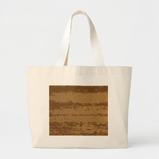 Wood Grain Background Large Tote Bag