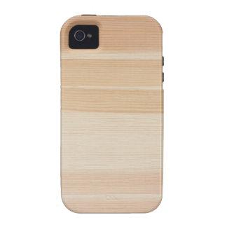 Wood grain iPhone 4 cases