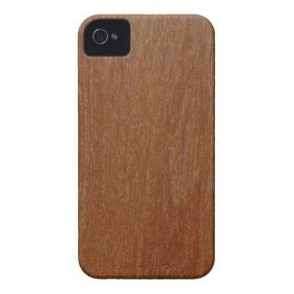 Wood Grain iPhone 4 Case-Mate Cases