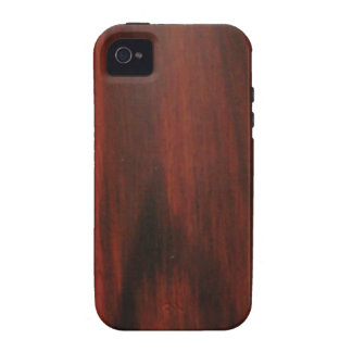 Wood Grain Vibe iPhone 4 Cases