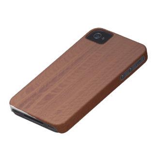 Wood Grain Cherry Blackberry Case