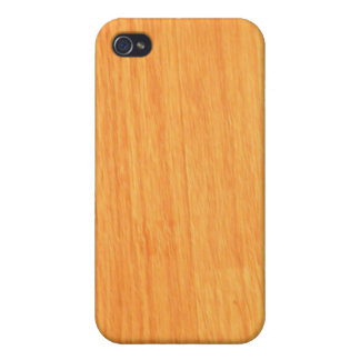 Wood Grain Covers For iPhone 4
