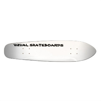 wood grain cruiser 19.7 cm skateboard deck