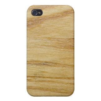 Wood Grain iPhone 4/4S Cover