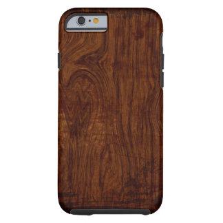 Wood Grain iPhone 6 case Tough iPhone 6 Case