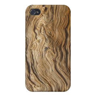 Wood grain iPhone 4/4S cases