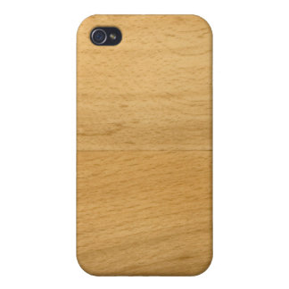 Wood Grain Cover For iPhone 4