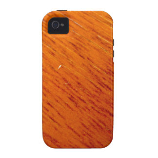 Wood Grain MF Case-Mate iPhone 4 Cover