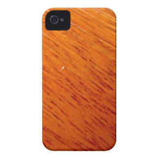 Wood Grain MF iPhone 4 Covers