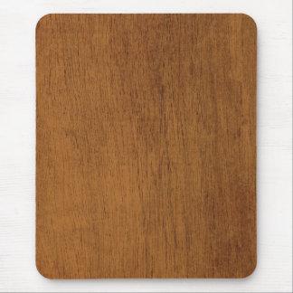 Wood Grain Mouse Mat