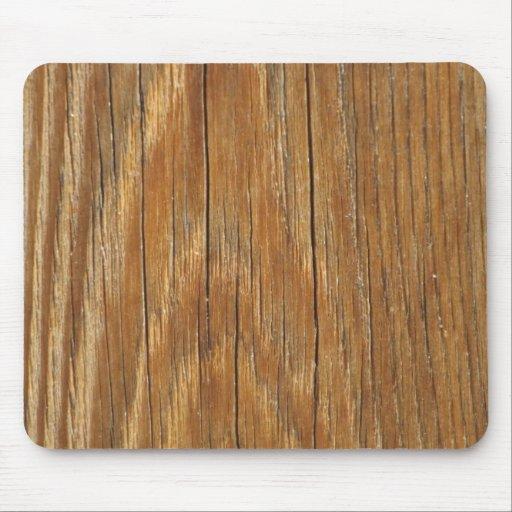 Wood Grain Mousepad