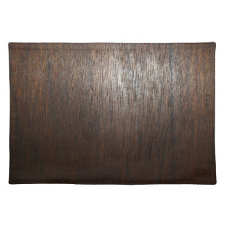 Wood Grain placemats